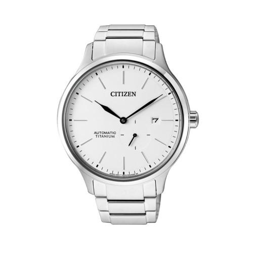 Reloj Citizen Super Titanium para Caballero 42 mm NJ0090-81A