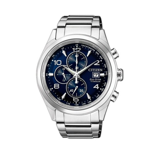 Reloj Citizen Super Titanium Crono 0650 42mm CA0650-82L