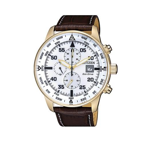 Reloj Citizen Eco-Drive Crono Aviator CA0693-12A