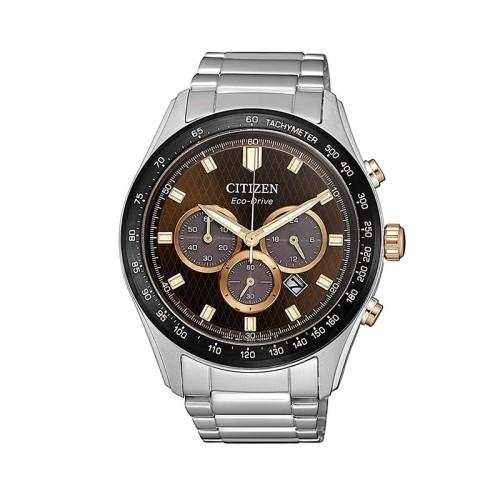 Reloj Citizen Of Collection Eco Drive Crono CA4456-83X