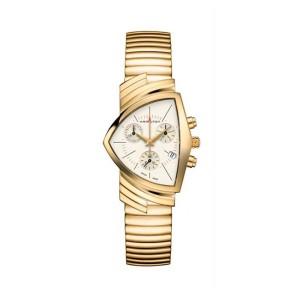 Reloj Hamilton Ventura Chrono Quartz H24422151