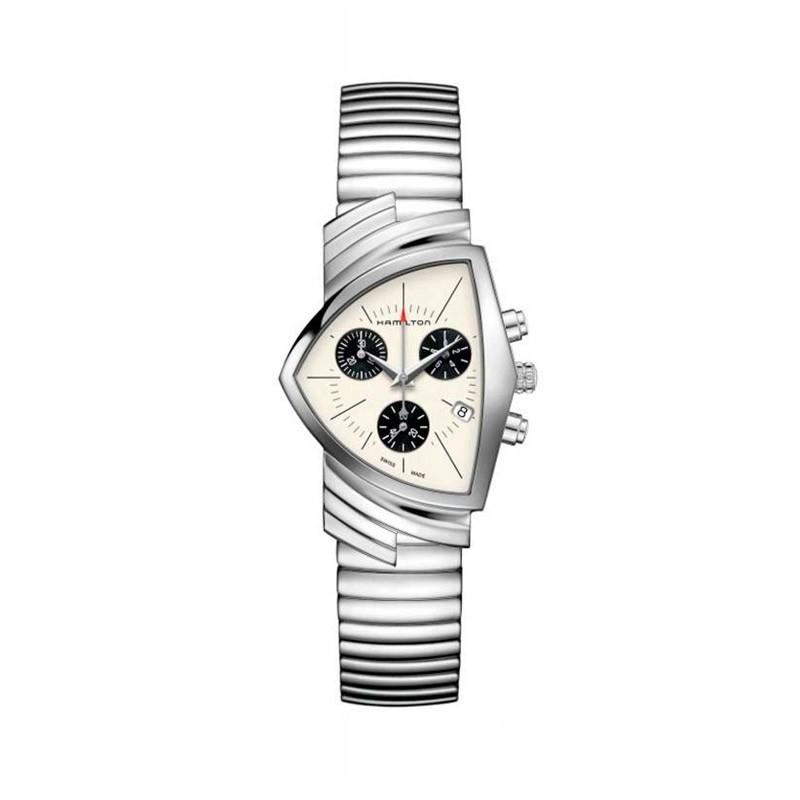 Reloj Hamilton Ventura Chrono Quartz H24432151