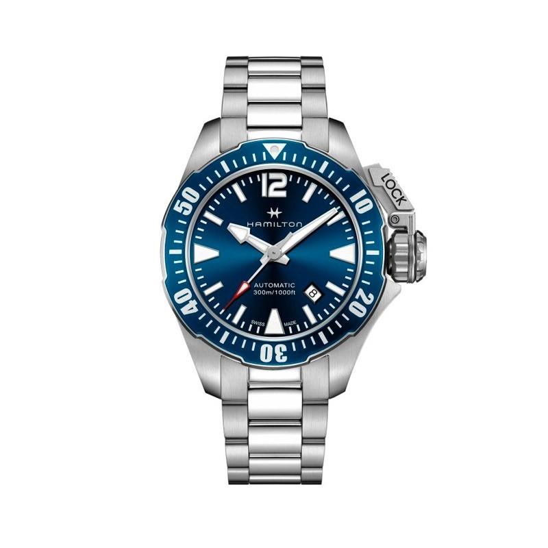 Reloj Hamilton Khaki Navy Frogman 42 mm H77705145