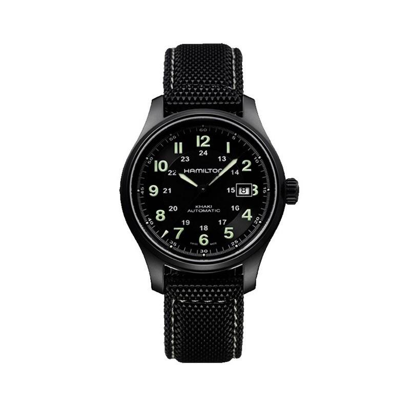 Reloj Hamilton Khaki Field Titanium H70575733