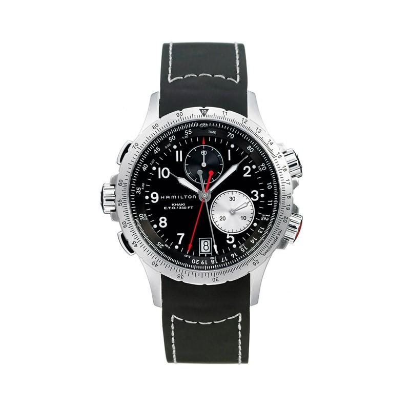 Reloj Hamilton Khaki Aviation ETO Chrono Quarz H77612333