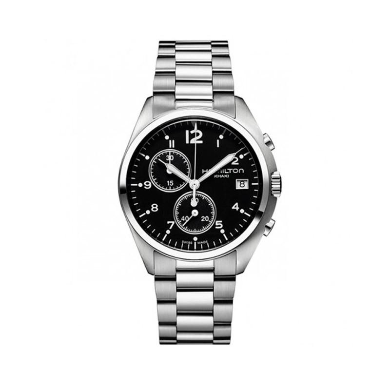 Reloj Hamilton Aviation Pilot Pioneer Chrono Quartz H76512133