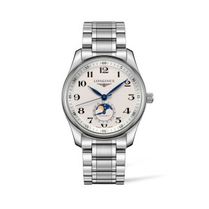 Reloj Longines Master Collection Caballero 40mm L2.909.4.78.6