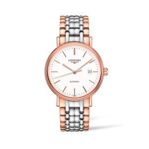 Reloj Longines Presence Automatico 40mm L4.922.1.12.7