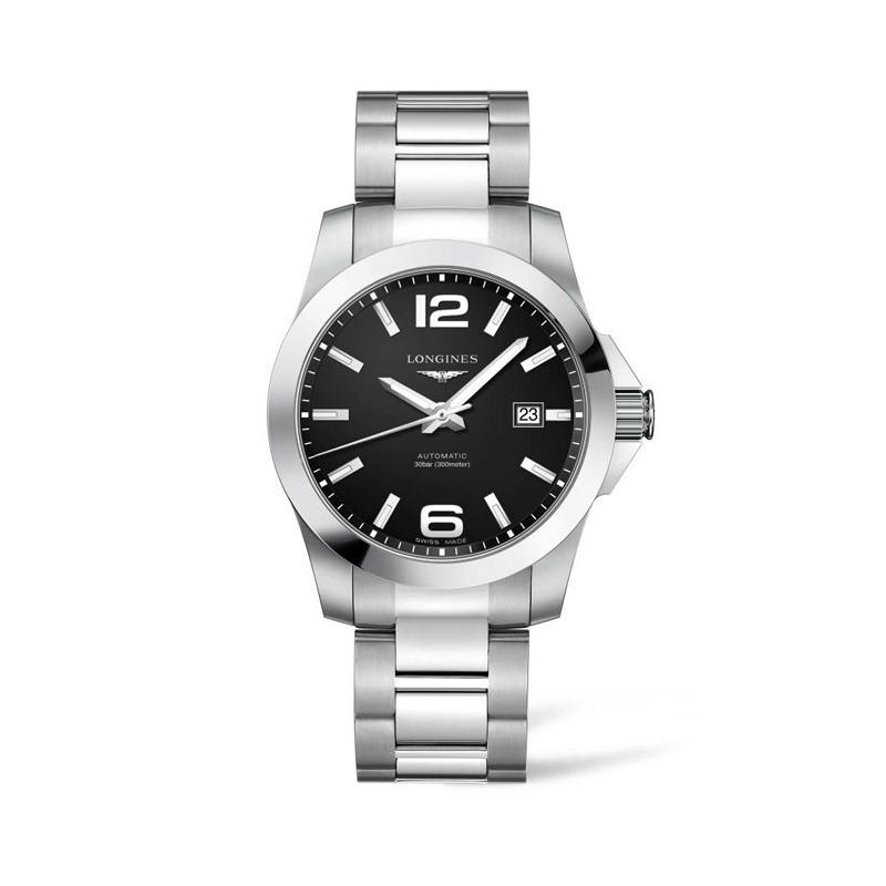 Reloj Longines Conquest automático 41mm L3.777.4.58.6