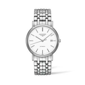 Reloj Longines Presence 38.50mm L4.921.4.12.6