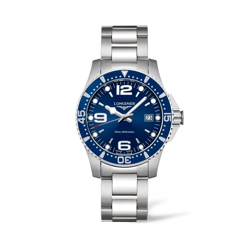 Reloj Longines HydroConquest Caballero 41mm L3.740.4.96.6