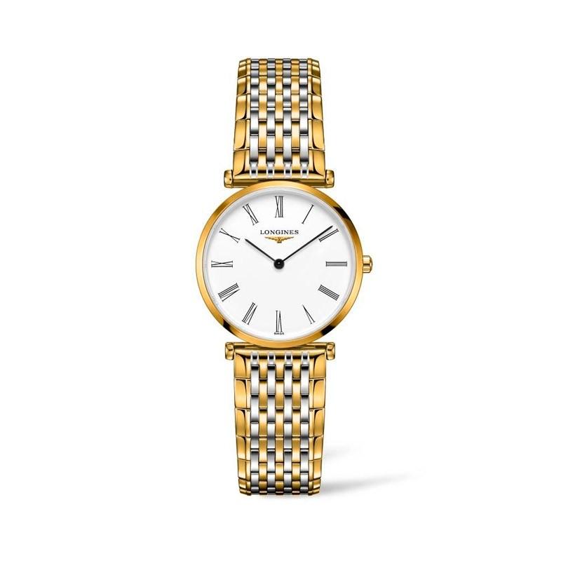 Reloj Longines Les Grande Classique cuarzo 29mm l4.512.2.11.7