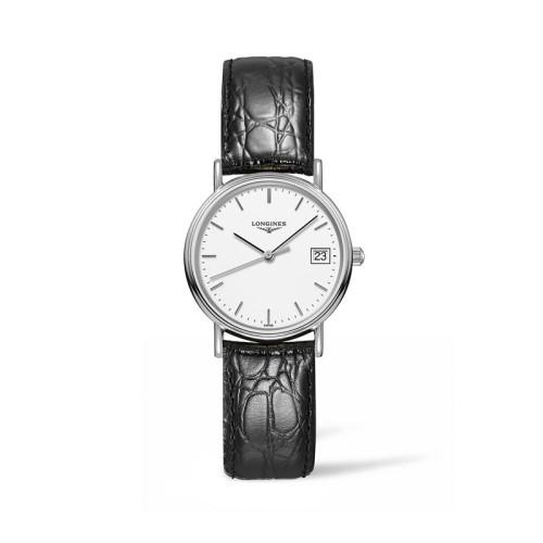 Reloj Longines Les Grandes Classiques cuarzo 30mm L4.320.4.12.2