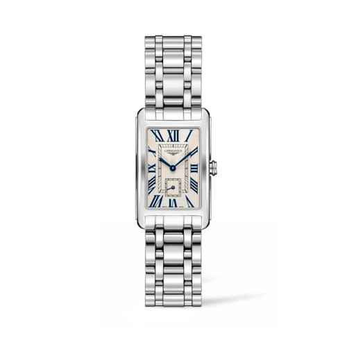 Reloj Longines Dolce Vita Señora cuarzo 23x37 mm L5.512.4.71.6
