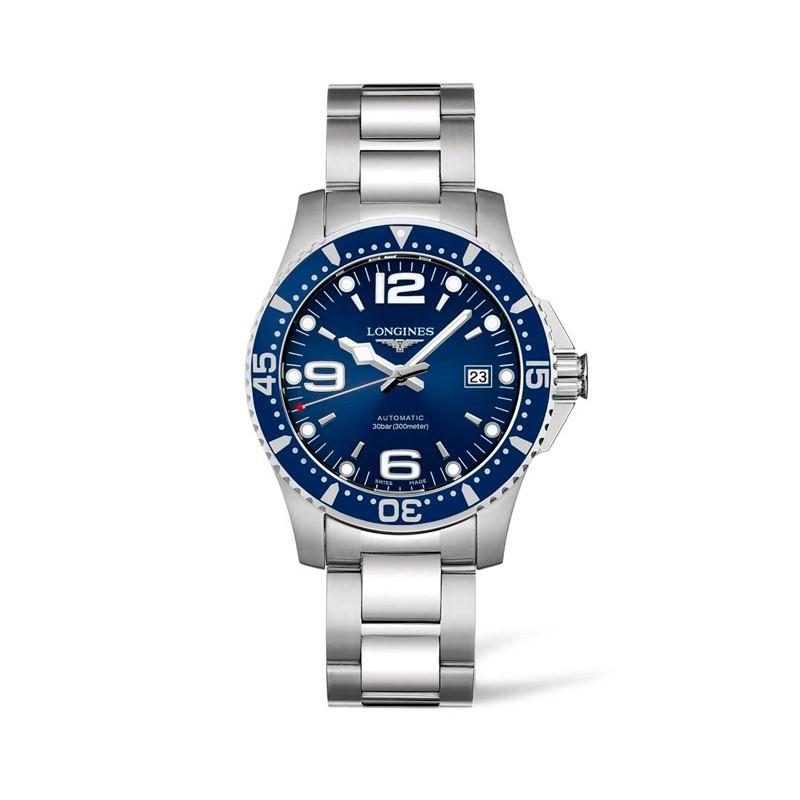 Reloj Longines HydroConquest automático 41mm L3.742.4.96.6