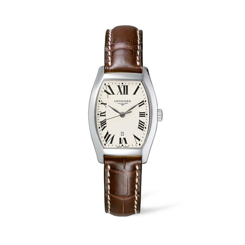Reloj Longines Evidenza cuarzo 26x30,6mm L2.155.4.71.5