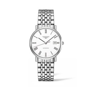 Reloj Longines Elegant Collection automatico 37mm L4.810.4.11.6