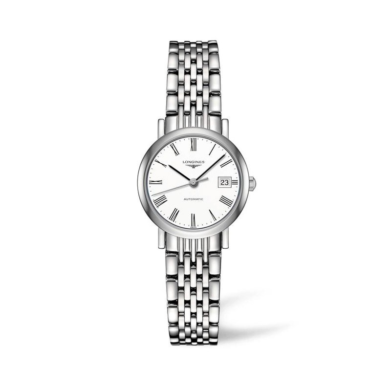 Reloj Longines Elegant Collection automatico 25,5mm L4.309.4.11.6