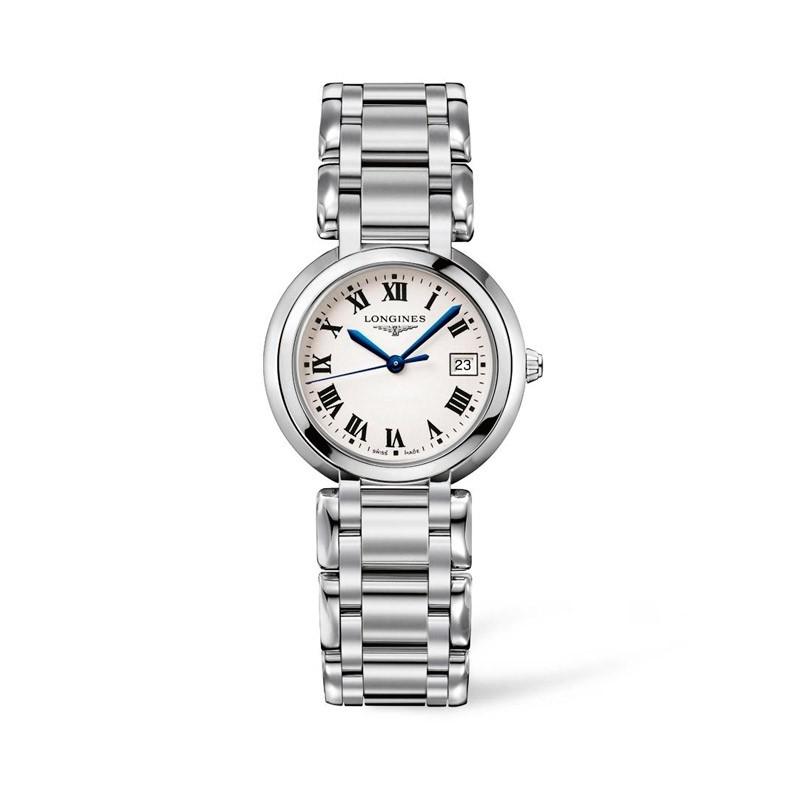 Reloj Longines  PrimaLuna señora cuarzo 30mm L8.112.4.71.6