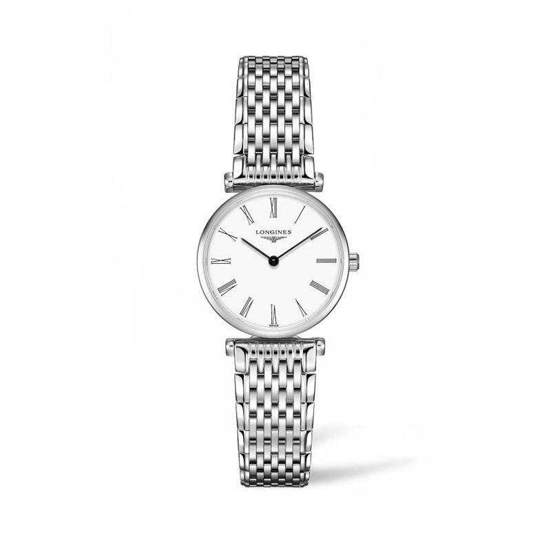 Reloj Longines Les Grandes Classiques señora cuarzo 24mm L4.209.4.11.6