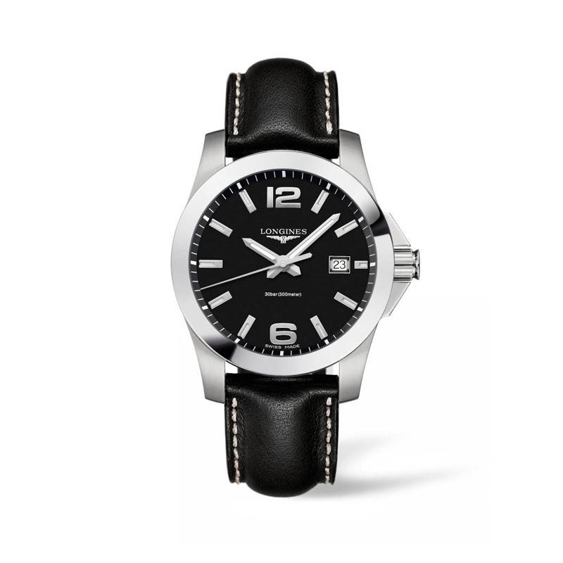 Reloj Longines Conquest Caballero 41mm L3.759.4.58.3