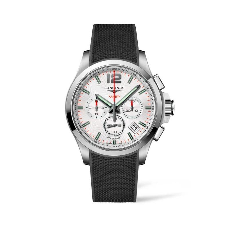 Reloj Longines conquest vhp Caballero 42mm L3.717.4.76.9