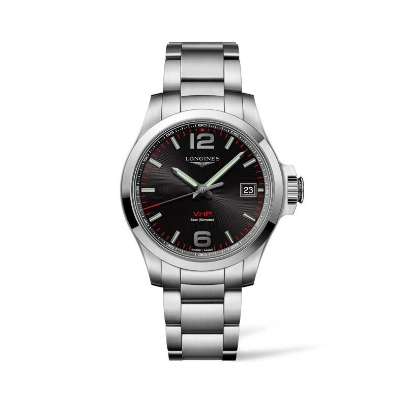 Reloj Longines Conquest  VHP Cuarzo 41mm L3.716.4.56.6