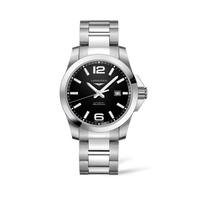 Reloj Longines Conquest Caballero 43 mm L3.778.4.58.6
