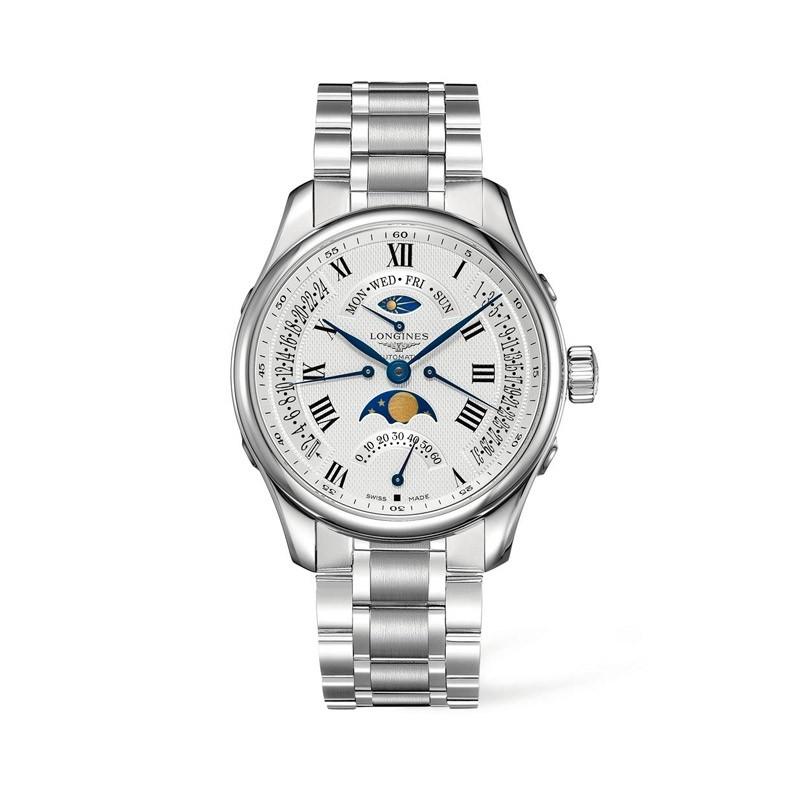 Reloj Longines Master Collection automatico caballero 44mm L2.739.4.71.6