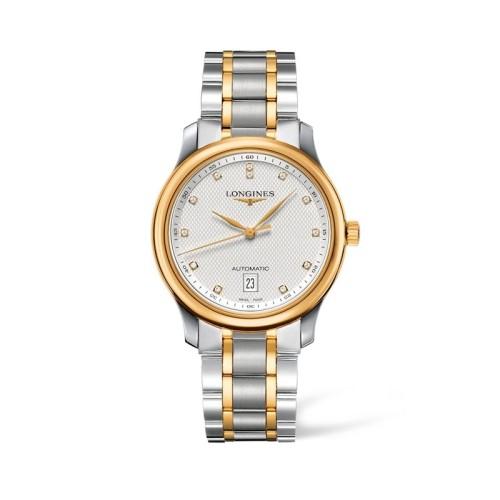 Reloj Longines Master Collection automático 38,5mm L2.628.5.77.7
