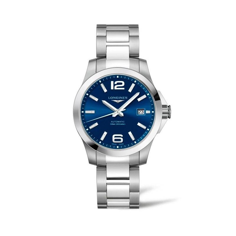 Reloj Longines Conquest automatico 39mm L3.776.4.99.6