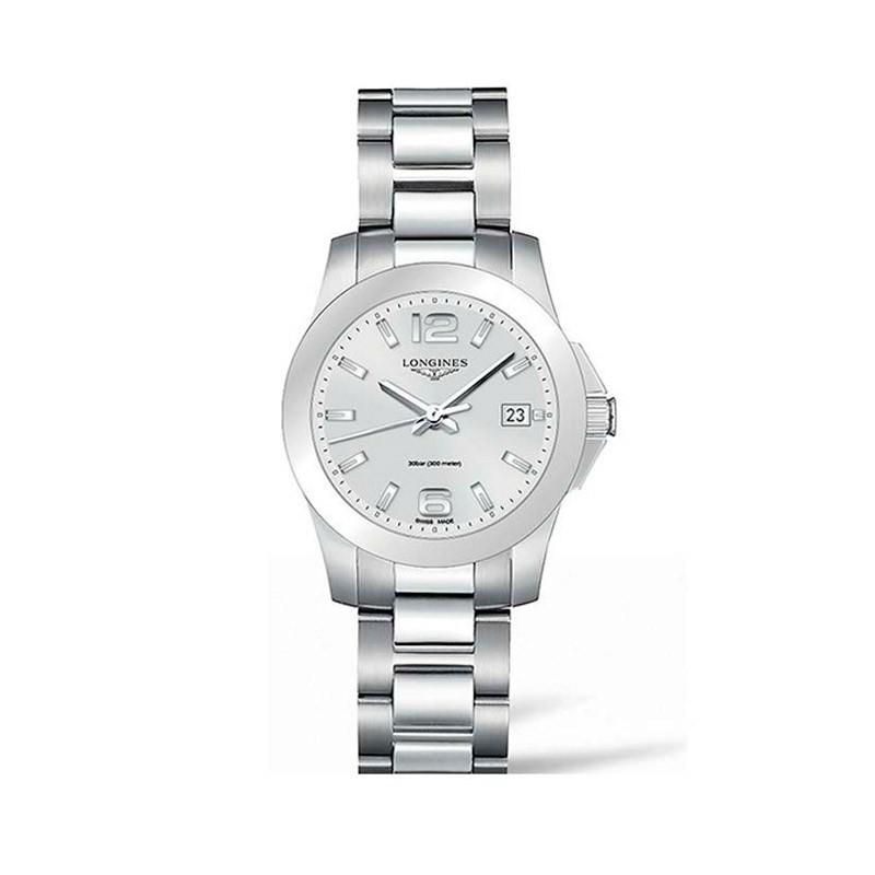Reloj Longines Conquest cuarzo 34mm L3.377.4.76.6