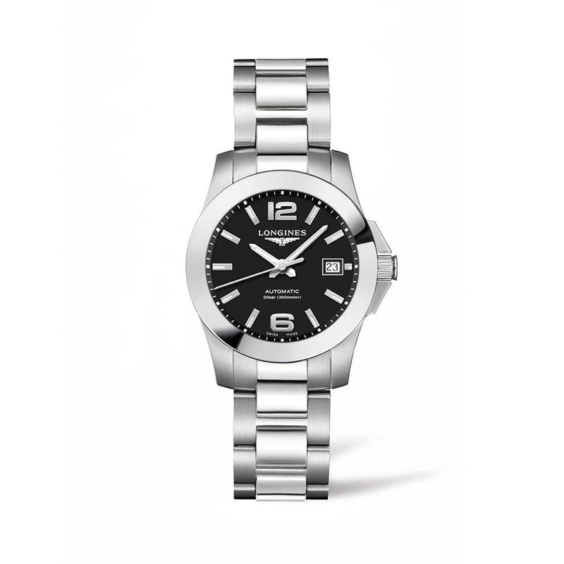 Reloj Longines Conquest Señora automatico 29,5mm L3.276.4.58.6