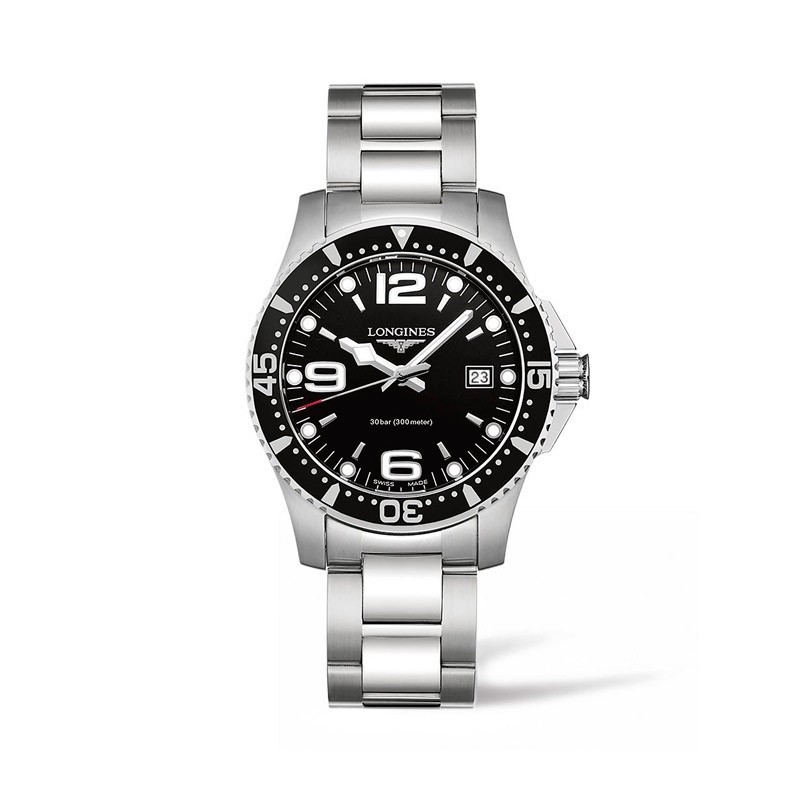 Reloj Longines HydroConquest 41mm Caballero  L3.740.4.56.6
