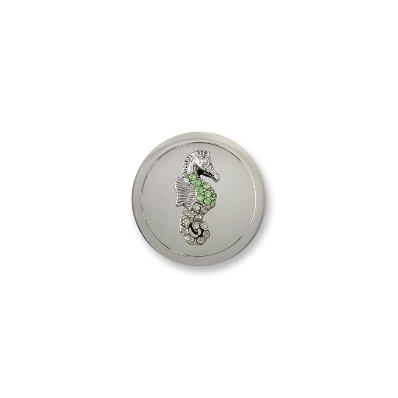 Moneda Grande Swarovski Caballito SW-CAB-01-11-L