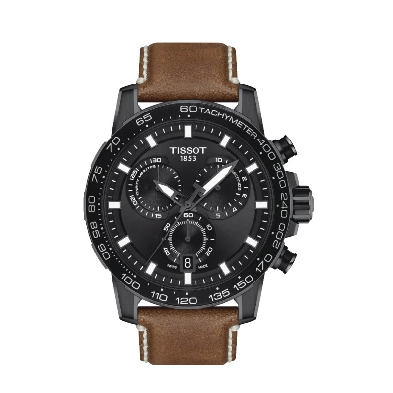 Reloj Tissot Supersport Chrono 45,5mm T125.617.36.051.01