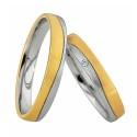Alianzas de oro Saint Maurice Colección Light 87000/01