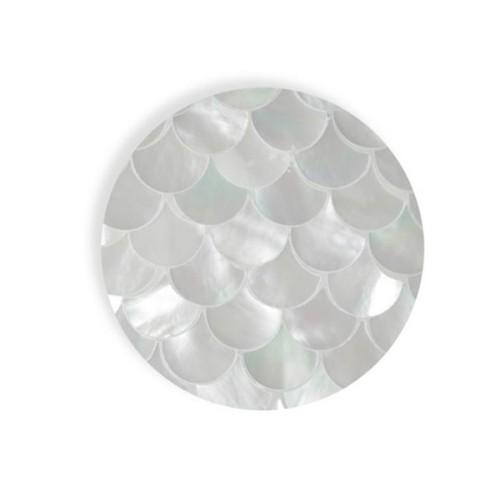 Moneda Grande Océano White OCE-13-L