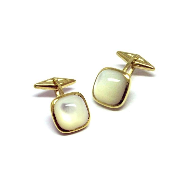 Gemelos de oro amarillo N07200002