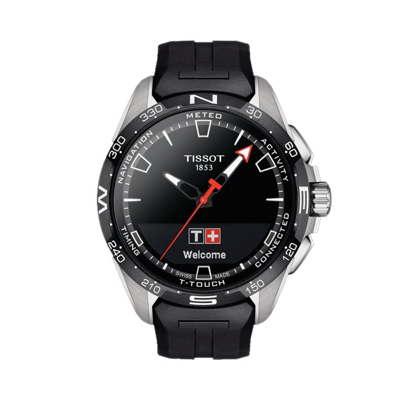 Reloj Tissot T-Touch Connect Solar 47,5mm T121.420.47.051.00