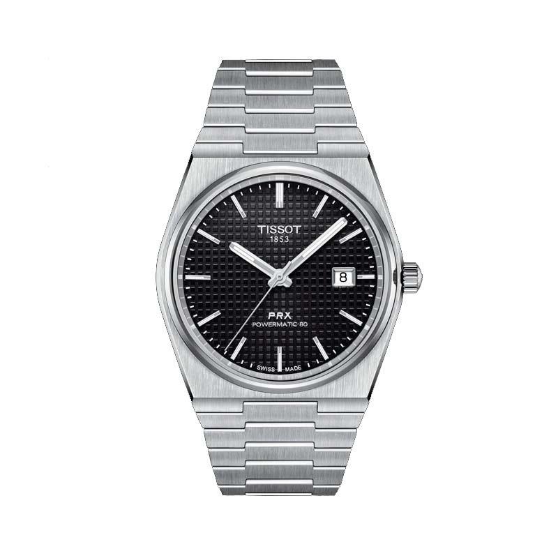 Reloj Tissot T-Classic PRX Powermatic 80 40mm T137.407.11.051.00