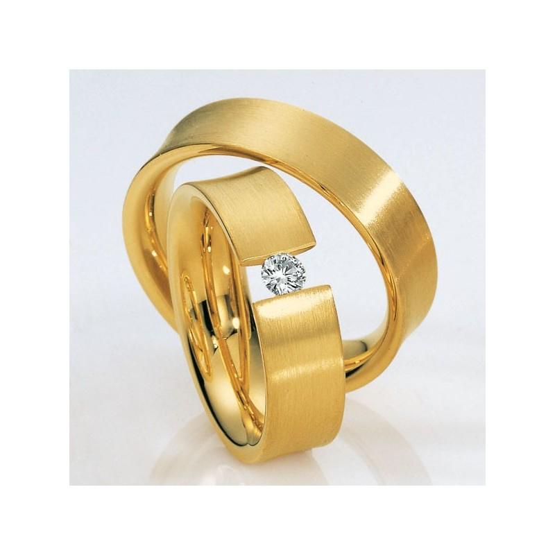 Alianzas de oro Saint Maurice Pas De Deux 49-81274/75