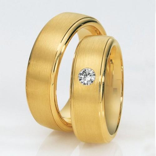 Alianzas de oro Saint Maurice Pas De Deux 49-81276/77