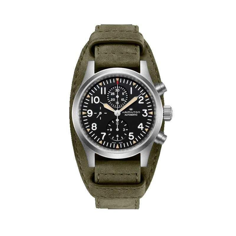 Reloj Hamilton Khaki Field Auto Chrono 44mm H71706830