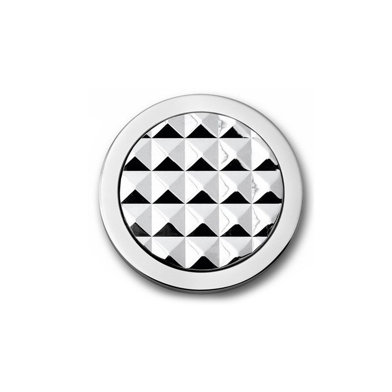 Moneda pequeña Stud Silver 3D-STU-01-S