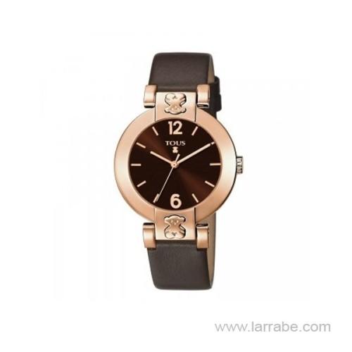 Reloj Tous Plate Round 200350205