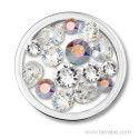 Moneda Grande Reina Crystal Mi Moneda M-SW-REI-37-L