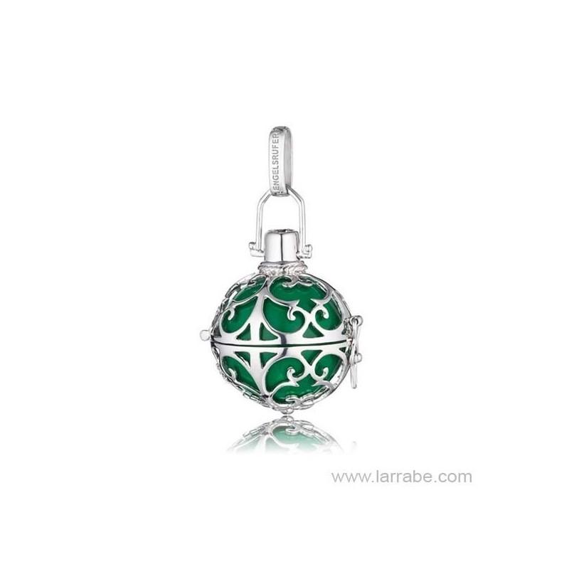 Llamador de Angeles Verde ER-04-S