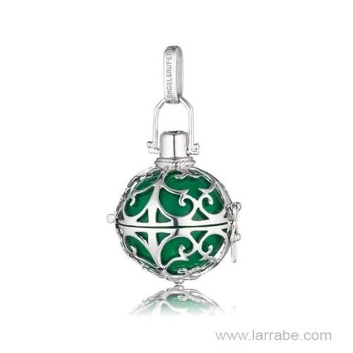 Llamador de Angeles Verde ER-04-L