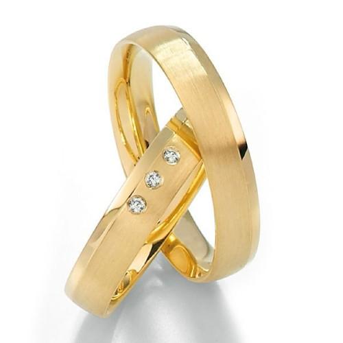 Alianzas de oro Saint Maurice Twin Set 49-81167/68